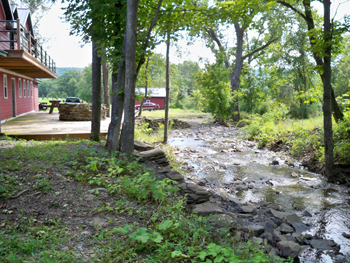 Stream at Henry Hill Farm