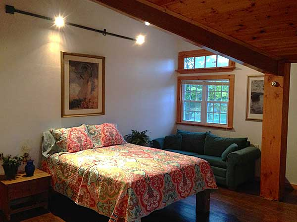 Guest Suite at Henry Hill Farm